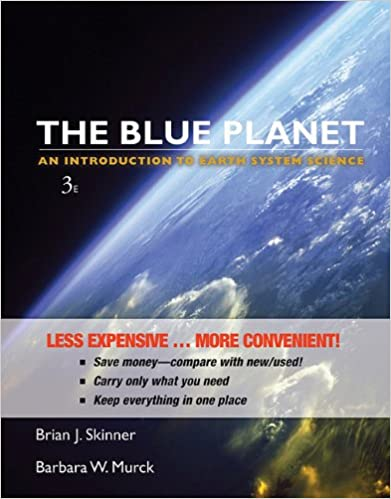 The Blue Planet: An Introduction to Earth System Science: Brian J ...