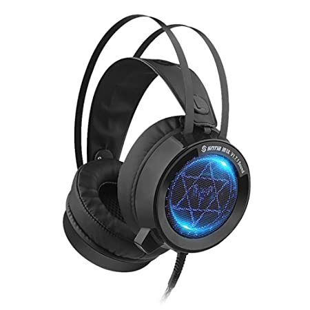 Coil.c Auriculares Gaming, Auriculares Estéreo Cascos Gaming ...
