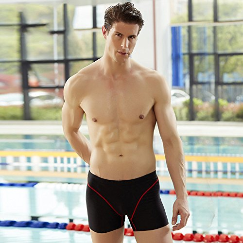ZQ@QXPlanocera XL quick dry trunks,3XL,black