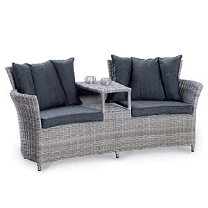 Best 41618003Duo de Lounge Barcelona, color gris