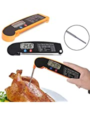 1pc Digital Food Thermometer for Meat Water Milk Cooking Food Probe BBQ Digital LED Thermometer Kitchen Tools Cooking Thermometer