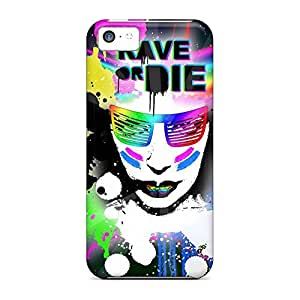 Cases mobile phone carrying shells High Grade Cases Ultra iphone 5s - rave or die