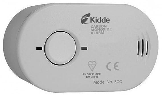 Detector de monóxido de carbono y humo alarma seguridad unidades | listo para su uso INC. Pilas: Kidde: Amazon.es: Bricolaje y herramientas