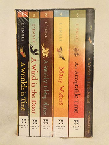 The Wrinkle in Time Boxed Set, Includes 5 books and an Exclusive Journal - Exclusive Boxed Set