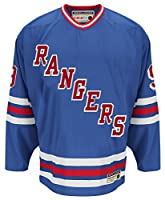 New York Rangers Wayne Gretzky Blue Heroes of Hockey Jersey