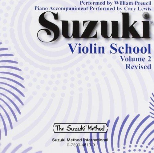 Suzuki Violin School, Vol 2 by William Preucil (2007-10-01)