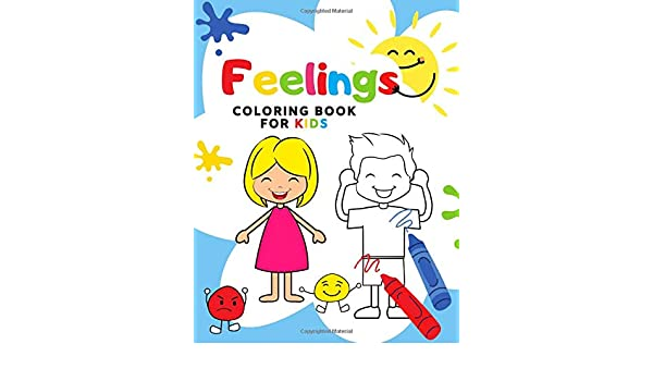 Popsicle Emotions - 7 Feelings Coloring Pages by School Counseling ... | 350x600