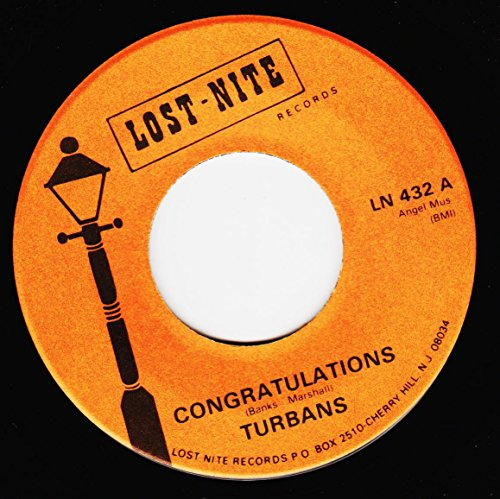 CONGRATULATIONS / THE WADDA-DO (MINT 7