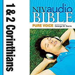 NIV Audio Bible, Pure Voice: 1 and 2 Corinthians