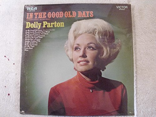 DOLLY PARTON - In The Good Old Days - Zortam Music