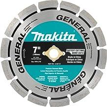 Makita A-94714 7-Inch Segmented Rim Diamond Masonry Blade