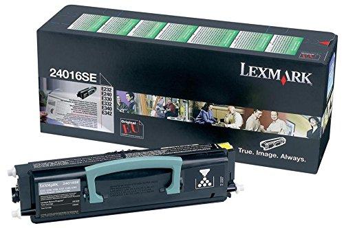 Lexmark 24015SA Black Toner Cartridge ()