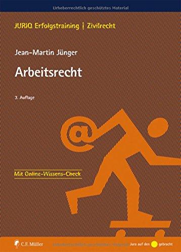 Arbeitsrecht Juriq Erfolgstraining Pdf Download Jean Martin