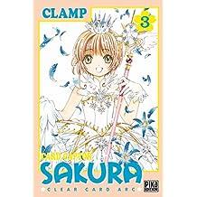 CARD CAPTOR SAKURA CLEAR CARD ARC T.03
