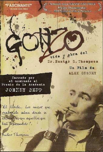 Gonzo: The Life and Work of Dr. Hunter S. Thompson (Gonzo: Vida y Obra del Dr. Hunter S. Thompson) [*Ntsc Import-Latin America] Mexico