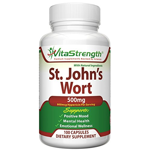 St. John's Wort Relieves Symptoms Of Major Depression ...