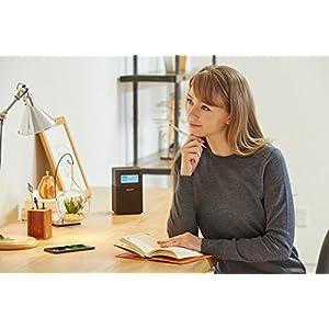Sony SRFV1BT Portable Bluetooth Speaker with Am/FM Radio