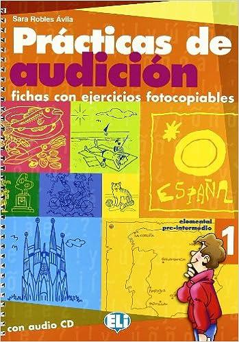Descarga de libros electrónicos en línea Practicas de audiciones. Con CD Audio. Per la Scuola media: 1 (Fotocopiabili) PDB