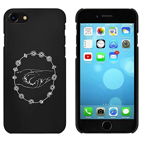 Noir 'Amour de Chiot' étui / housse pour iPhone 7 (MC00069787)