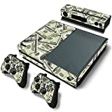 E-WOR® Xbox One Console Designer Protective Vinyl Skin Decal Cover for Xbox One & Remote Wireless Controller Stickers TN-XboxOne-0052( US Dollars) by E-WOR