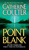 Front cover for the book Point Blank by Catherine Coulter