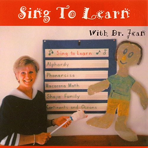 Dr. Jean - Melody House Dr. Jean Sings Silly Songs CD ...