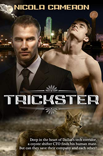 Trickster by [Cameron, Nicola]