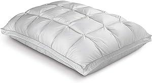 Fabrictech International SoftCell Lite Pillow, Plush Down Alternative Fill, Queen (FTSC922)