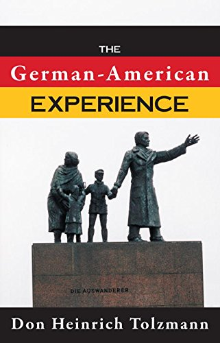 The German-American Experience