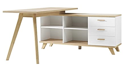 Dreams4Home escritorio bostrak - Oficina Mesa, mesa, secreter ...
