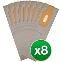 Replacement Vacuum Bag For Oreck CCPK8OF / A713 / Type CC (1 Pack)