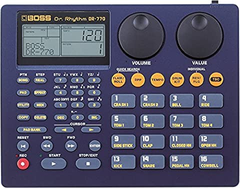 Boss Roland Dr.Rhythm DR-770 (880 Drum Machine)