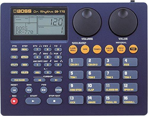 Boss Roland Dr.Rhythm DR-770 (Boss Dr Rhythm Dr 880 Rhythm Machine)