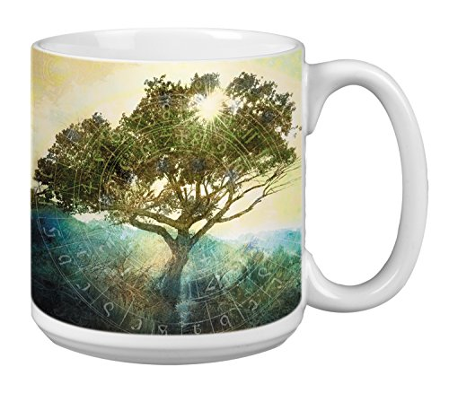 20 Ounce Ceramic XM63151 Tree Free Greetings product image