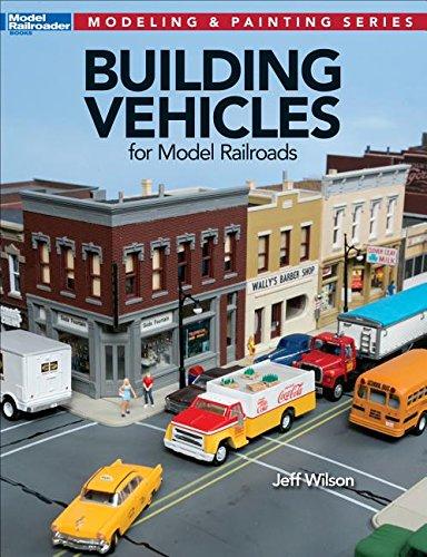 Building Vehicles for Model Railroads