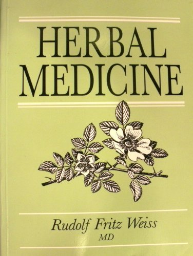 Herbal Medicine (P) by Weiss, R. F. (1988) Paperback
