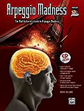 Arpeggio Madness: Book & CD