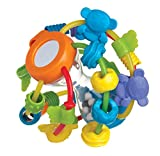 Playgro 4082679 Play and Learn Ball for Baby