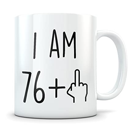 Funny 77th Birthday Gift For Women And Men