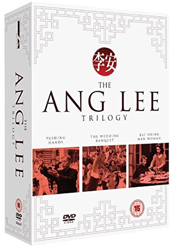 The Ang Lee Trilogy - 3-DVD Box Set ( Tui shou / Xi yan / Yin shi nan nu ) ( Pushing Hands / The Wedding Banquet / Eat Drink Man Woman ) [ NON-USA FORMAT, PAL, Reg.0 Import - United Kingdom ]