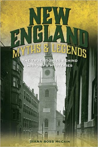 Descargar Bitorrent New England Myths And Legends: The True Stories Behind History's Mysteries Falco Epub