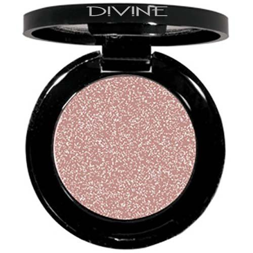 Divine Skin & Cosmetics - Sheer Satin Eyeshadow 26 Shimmery Shades in a Range from Neutral to Intensely Pigmented - Rose Champagne