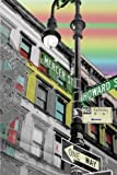 New York City Street View Notebook 6x9 softcover 150 lined pages