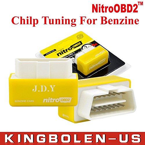 JDY NitroOBD2 Performance Tuning Benzine product image