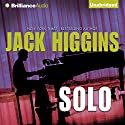 Solo Audiobook by Jack Higgins Narrated by Michael Page