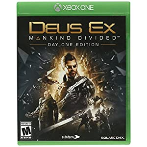 Deus Ex: Mankind Divided – Xbox One