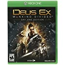 Square Enix Deus Ex Mankind Divided Day One Edition Xbox...