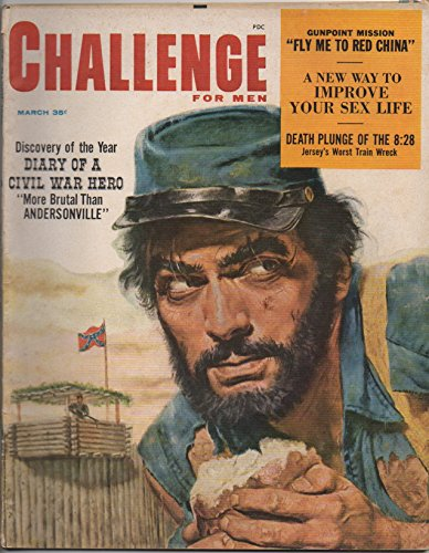 Challenge: A Pyramid Publication (Challenge for Men), vol. 5, no. 2 (March 1959)