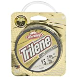 Berkley Trilene Fluorocarbon Professional Grade Filler Spool Fishing Line, Clear, 15-Pounds by 200-Yards