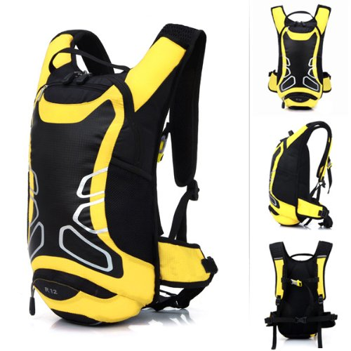 12L Waterproof Outdoor Riding Backpack Bag DayPack